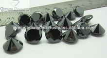 natural loose black diamond from india potpourri