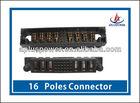 16 Pin Connectors