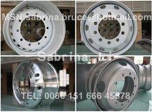 Cerchione della ruota tubeless camion 22,5 in acciaio