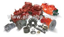 Kawasaki Hydraulic Main Pump Parts K3V63,K3V112,K3V140,K3V180,K5V200,K5V140,K7V63,K3V280