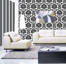 2014 new designs cheap pvc vinly interior wallpaper