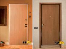 armoured steel entry door - security door italian design