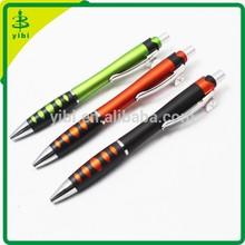 YB-L007 plastic advertising pen plastic ball pen with logo