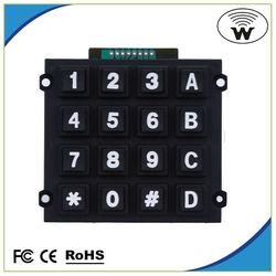 Coin-box Telephone Set Keyboard Door Bell Keyboard