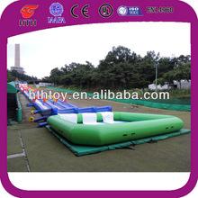 1000 ft slip n slide inflatable slide the city