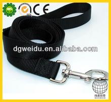 New 6 Ft Long Black Nylon Dog Pet Leash Lead