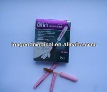 healthcare swab stick disposable