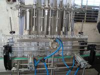 Vegetable Oil Filling Machine , Flow Meter Filling Machine In India