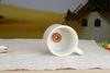 China manufacturer wholesale Krispy kreme mug ceramic creative mug