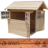 Top Quality And Modern Design Outdoor Play House DFP003