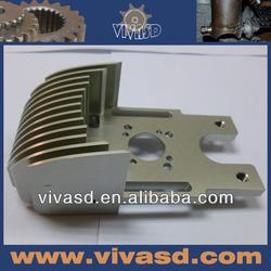 CNC machining aluminum parts for rc car