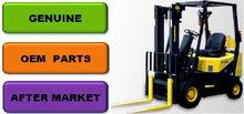 Good quality Genuine Doosan, Daewoo, Hyundai Forklift Spare Parts, Cascade Fork