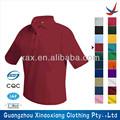 Grueso de moda llanura t shirt camisetas, Camisas de polo para hombre