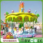 Sweet Villages!! Kid Carousel!! Kid Playground Park Equipment,Kid Playground Park Equipment for sale