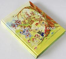 Child Hardcover Story book Printing Custom My Hot Book