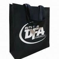 pp non woven zipper shopping bag