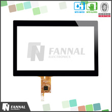 7 capacitive touch screen/panel/display with USB&I2C(touch controller) interface
