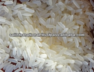White Rice Supply From India