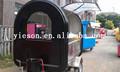 Móvil carros de comida/móvil de camiones de alimentos de hielo crema cartsys- fv300- 4