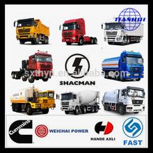 tractor 6x4 shacman camiones de servicio pesado de camiones para la venta