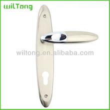 Zinc alloy NB/NP design door handle lock