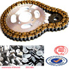 Motorcycle transmission chain sprocket ,Motorcycle part,Specification standard chain sprocket