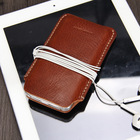 case for apple genuine leather mobile phone protective case 5s genuine leather mobile phone case for iphone 5