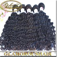 Original Brazilian Human Hair Bundles, Remy hair extenion