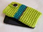Handmade Crochet Mobile Phone case