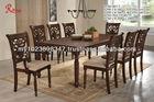wooden dining set, dining set, wooden dining set furniture