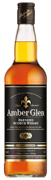 Amber Glen Blended Scotch Whisky