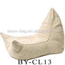 Linen Bean Bag Chair