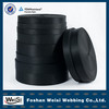 professional manufacturer multicolor high quality cotton webbing for belt for bags