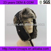 Hot Sale Faux Fur Hat Snow Cap Ear Flap Winter Hat