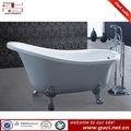 billig freistehender klassischen acryl badewanne