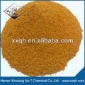 Schiste inhibiteurs sulfonated phénol aldéhyde résine