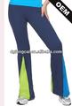 ไนลอนแปนเด็กซ์ที่กำหนดเองผู้หญิงกางเกงโยคะ