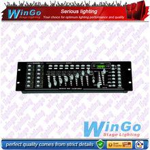 DMX512 mini disco 192CHs controller/ 512 controller for mini Party&Night Club Mobile DJ