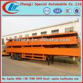 Heavy duty truck caixa de carga semi reboque para venda usado carga reboques para venda