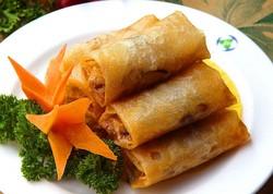 frozen spring roll vietnam snack foods