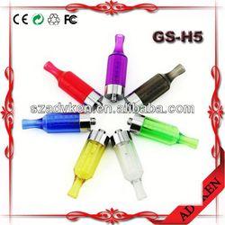 2014 christmas new atomizer and alibaba hong kong clearomizer atomizer gs h5