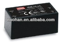 Mean well 10W Encapsulated power supply 15v 10w switch supply power