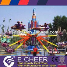 newest design amusement park ride manufacturer large scale model airplane