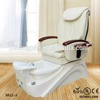 Luxury pedicure spa massage chair for nail salon
