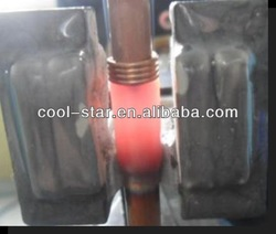 Refrigerator automaticly high frequency welding machine