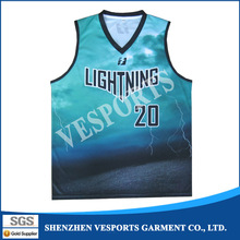 Polyester custom design sublimation basketball uniform,basketball jersey,basketball wear