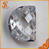 Synthetic loose cubic gems,artificial gemstone wholesale