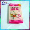 custom zipper pouch plastic feed bag for fish feed