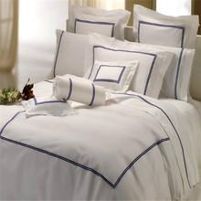 Hotel King size 100%cotton bed set duvet cover