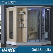 HS-SR079 Luxury steam shower room with sauna combination steam sauna room